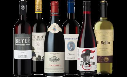 Vino Select! Paket Kvartal 1 2021
