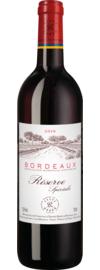 Réserve Spéciale Rothschild Lafite Bordeaux rouge