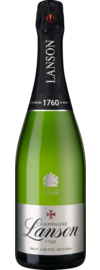 Champagne Lanson Limited Edition