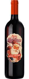2019 Merry Christmas Red Puglia Rosso IGP