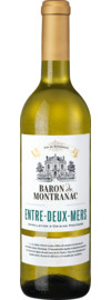 2020 Baron de Montranac Blanc Entre-Deux-Mers AOP