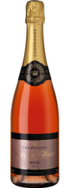 Champagne Jean de Villaré Rosé