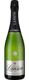 Champagne Lanson Limited Edition Brut, Champagne AC